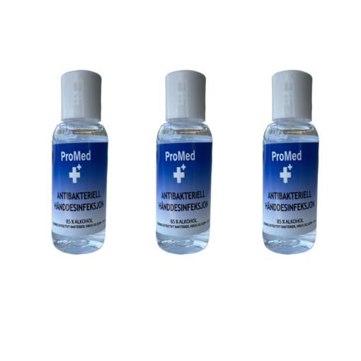 hånddesinfeksjon-antibac-promed